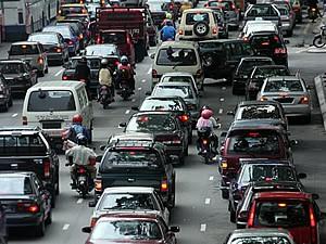 フィリピン 交通事情