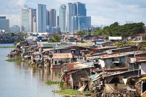 フィリピンの貧困層
